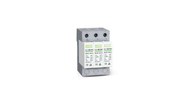PV DC Surge Protection Device
