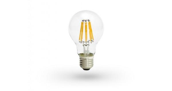 Ampoule LED à filaments E27 - 6W - 230V