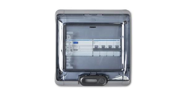 Coffret de protection AC triphasé