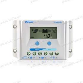Epsolar VS-A Serie with Digital Display PWM 12V / 24V- 10A