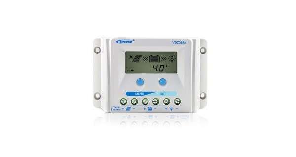 Epsolar VS-A ViewStar Serie with Digital Display PWM 12V / 24V