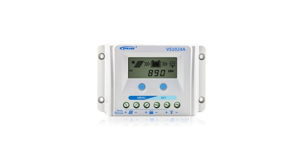 Epsolar VS-A ViewStar Serie with Digital Display PWM 12V / 24V