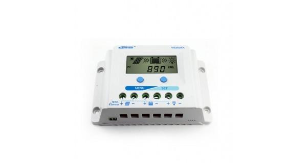 Epsolar Série VS-A ViewStar PWM 12V / 24V avec écran LCD
