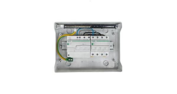 lightening protection box - 2 input