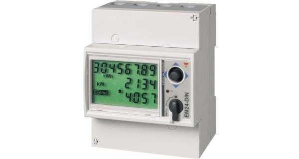 Victron Energy Meter - max 65A