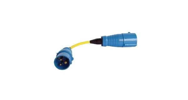 Victron Adapter cord 16A to 32A 250V Cee