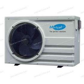 Heat pump for swimming pool Mistral SWI 6.5, 9.6, 11.5 or 14kW