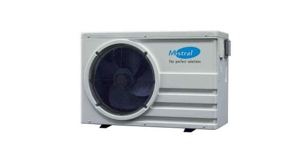 Heat pump for swimming pool Mistral SWI 6.5, 9, 11.5 or 14kW
