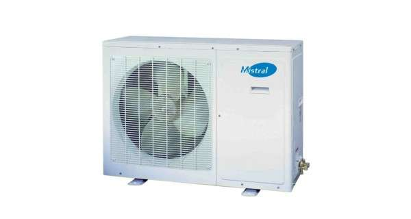 Split Wall Air Conditioner 2.6 to 6.4kW reversible inverter Mistral