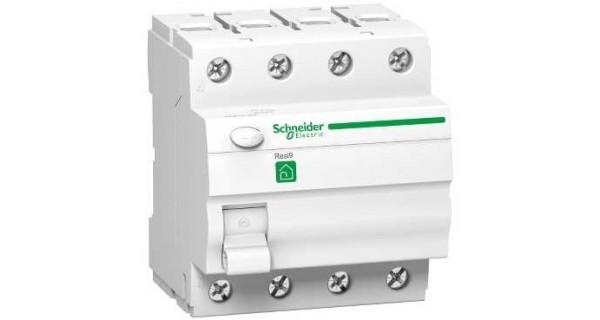 Interrupteur différentiel type A 4P 40A 30ma