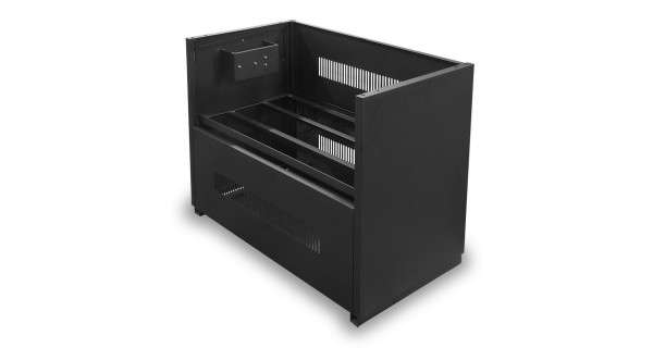 Storage cabinet for 8 batteries