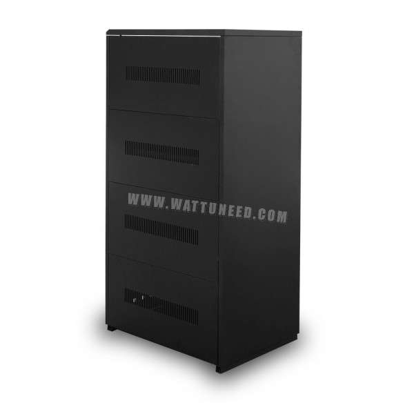 Storage cabinet for 20 battery