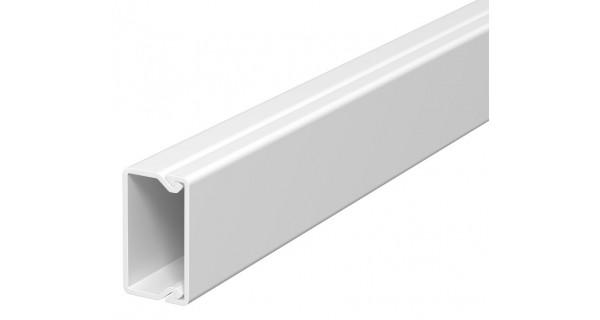 White chute 30 x 15mm