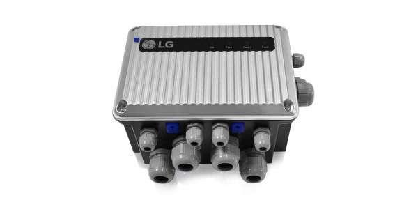 Kit batterie LG CHEM RESU Plus 13kWh