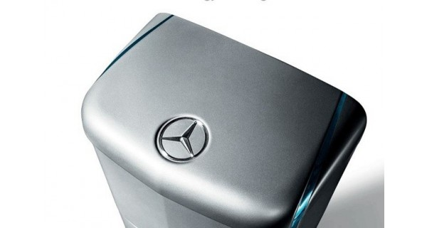 Energy storage Home 10 kWh - Mercedes-Benz