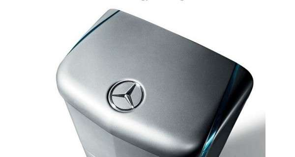 Energy storage Home 20 kWh - Mercedes-Benz