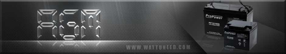 Acheter des agm / gel battery