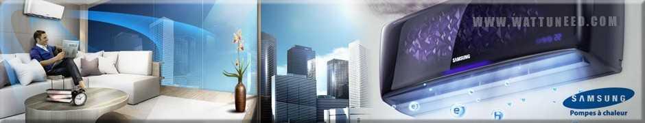 Acheter des pompes à chaleur / climatisation