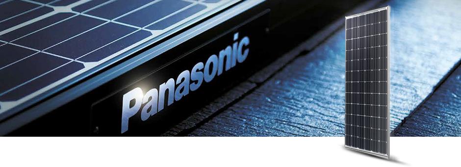 Présentation du panneau Panasonic