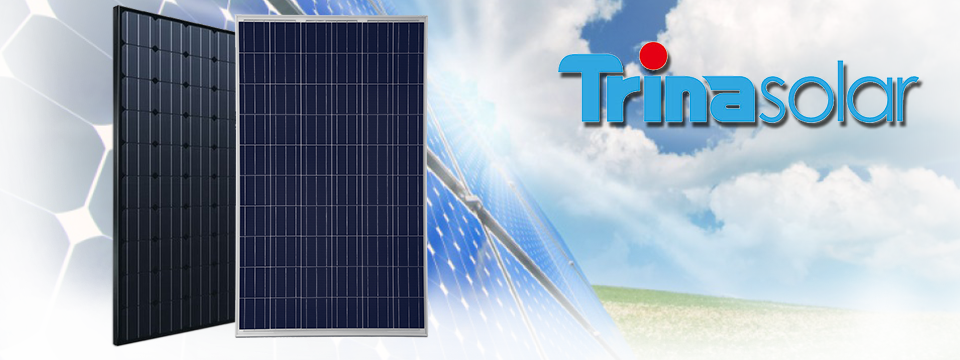 Panneau solaire TrinaSolar poly 265