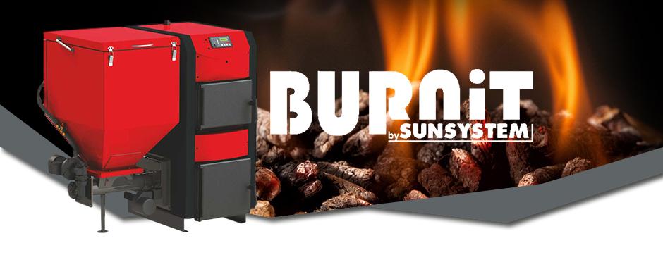 Combined boiler BURNiT UB