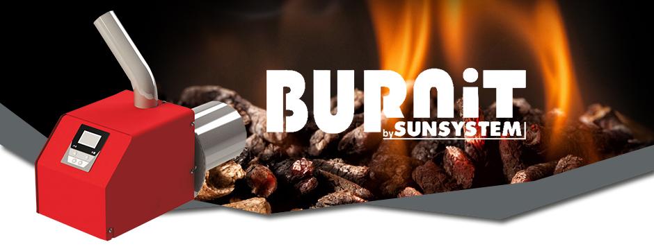 Brûleur à granulés Pell Eco