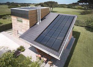 exemple installation panneau solaire