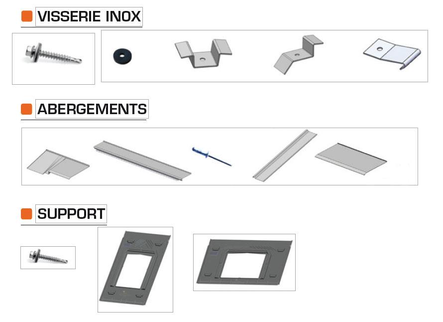 Systeme de montage GSE intégration