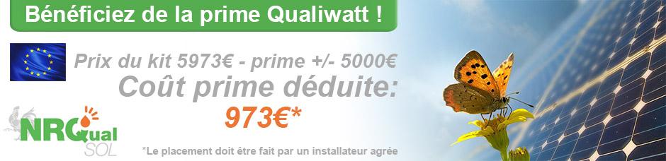Prime qualiwatt