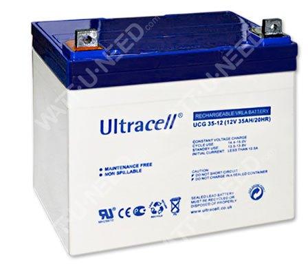 Batterie GEL 12V 35Ah