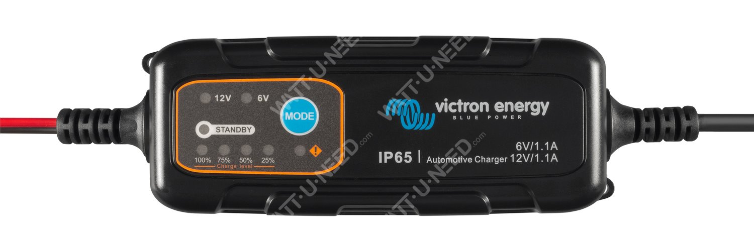 Car battery charger IP65