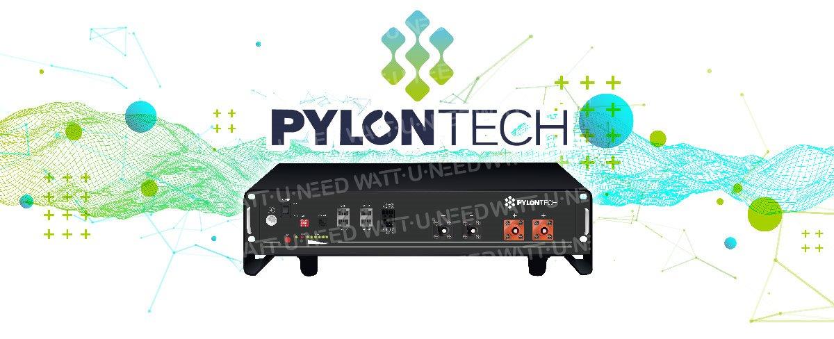 Background Pylontech