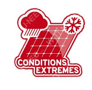 Icon: extreme weather conditions