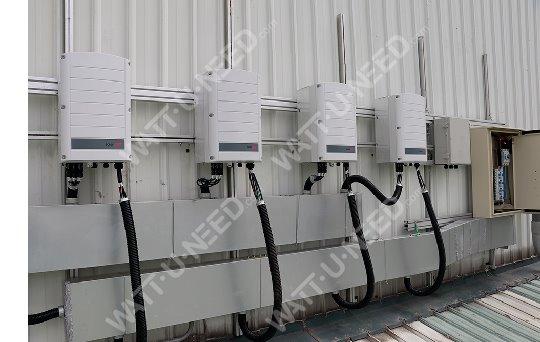 Onduleur SolarEdge SE16 K à SE27,6K SETAPP