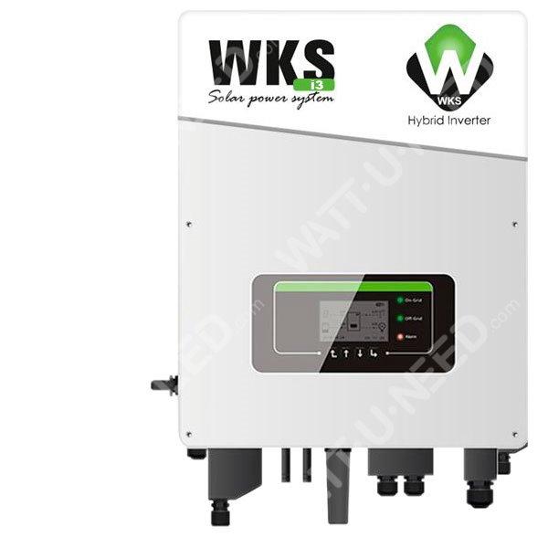 Onduleur Hybride 3kW Injection Réseau - Stockage WKS I3