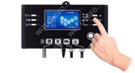 Opération LCD ergonomique