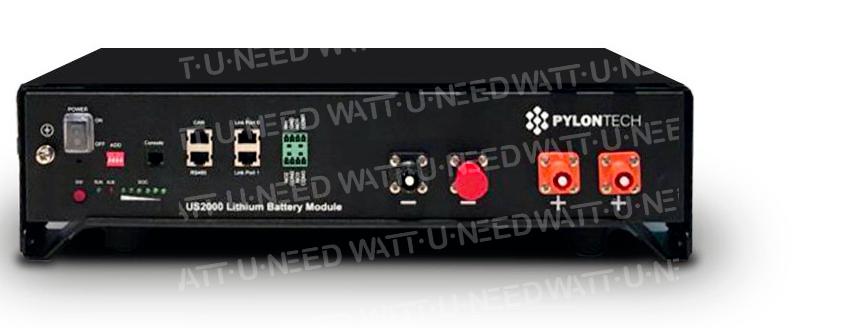 Battery lithium Pylontech + 50