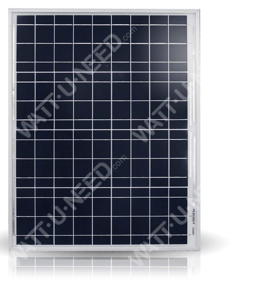Panneaux Solaires 50Wc
