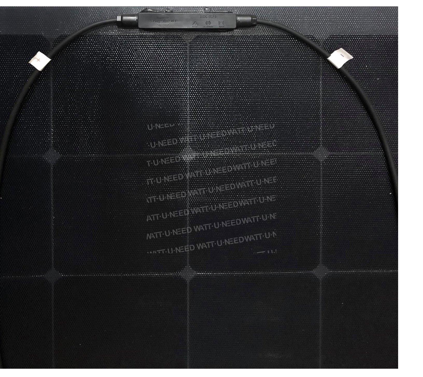 Panneau solaire MX FLEX 140 Wc Full Black
