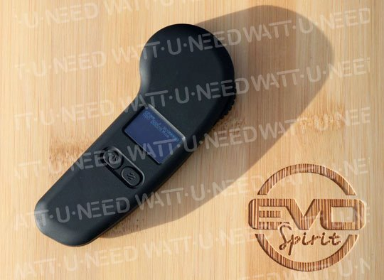 Bluetooth remote control with LCD screen