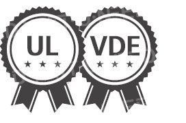 Icone: Laboratoires d'essais UL / VDE