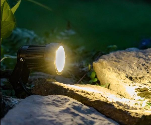Spots LED de jardin - 3W - 12VT