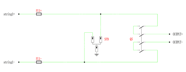 Principle diagram