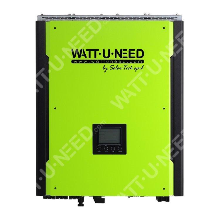 UPS hybrid 3kW injection network storage Multisolar