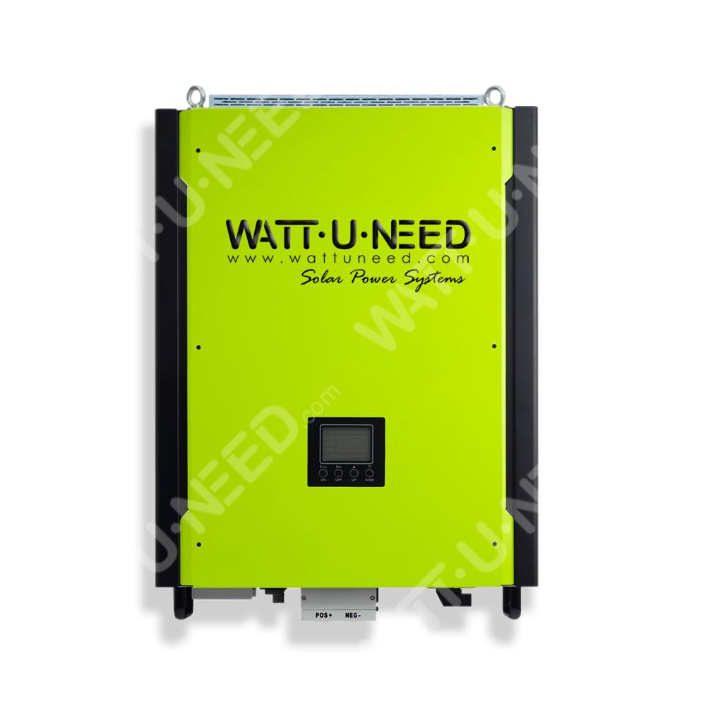 Onduleur Hybride 10 kW injection réseau - Stockage Multisolar