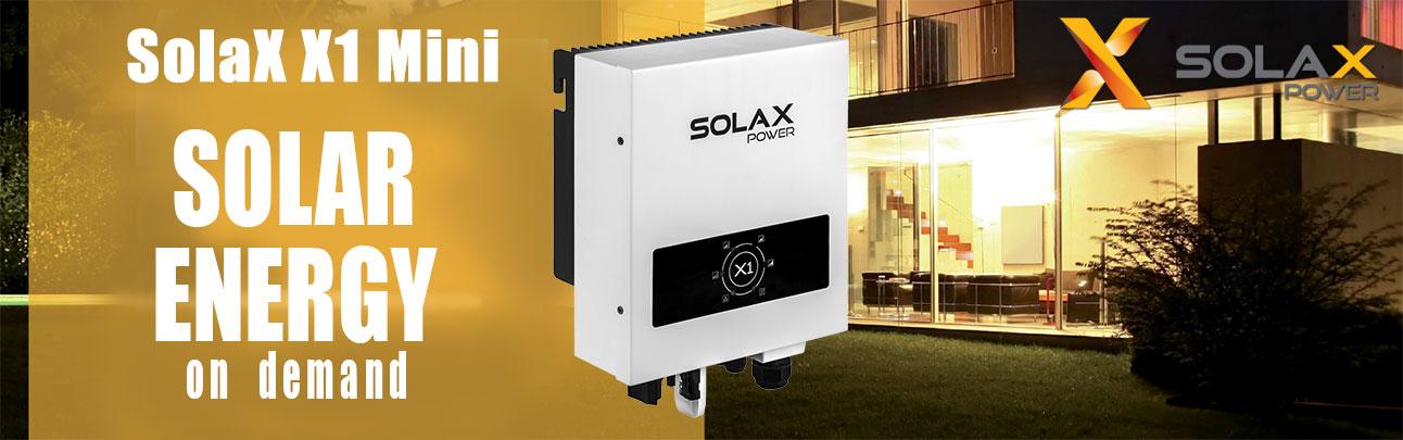 Solax X1 Mini