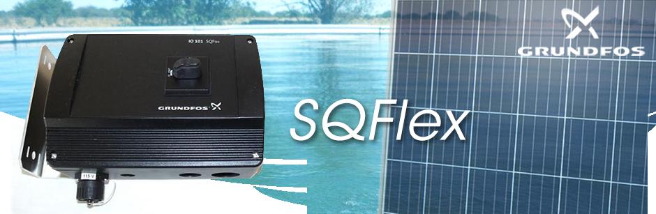 Boîtier de commande IO101 pour système de pompe à eau SQFlex