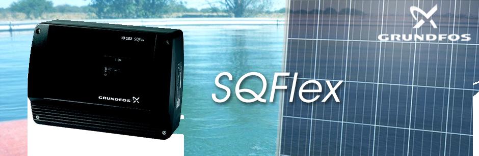 Boîtier de commande IO 102 pour pompe à eau SQFlex