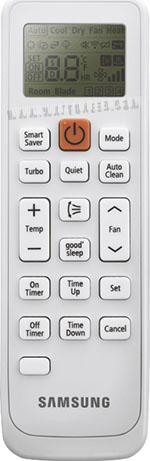 telecommande pompe a chaleur samsung
