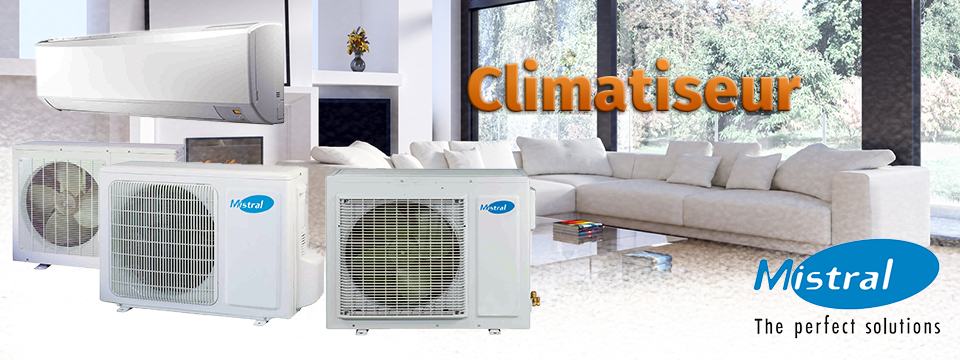 climatiseur split mural 2 6 r versible inverter. Black Bedroom Furniture Sets. Home Design Ideas